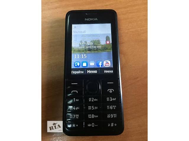 Продам Nokia 301 Dual Sim- объявление о продаже  в Киеве