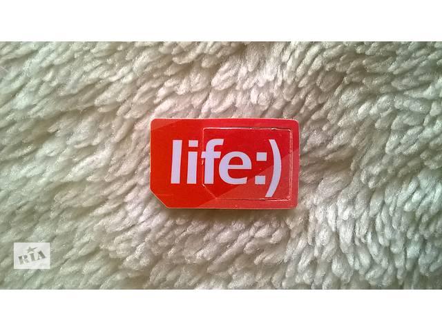 Продам номер life- объявление о продаже  в Новограде-Волынском