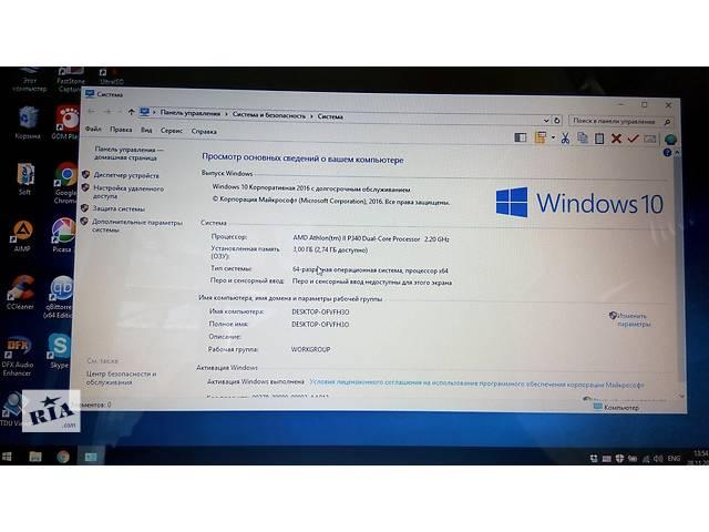 купить бу Продам ноутбук Acer Aspire 5552g в Харькове