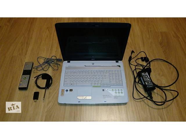 Продам ноутбук Acer Aspire 7520G в отличном состоянии, корпус без сколов и трещин, не падал ни разу  Двд-привод,юсб,порт- объявление о продаже  в Харькове