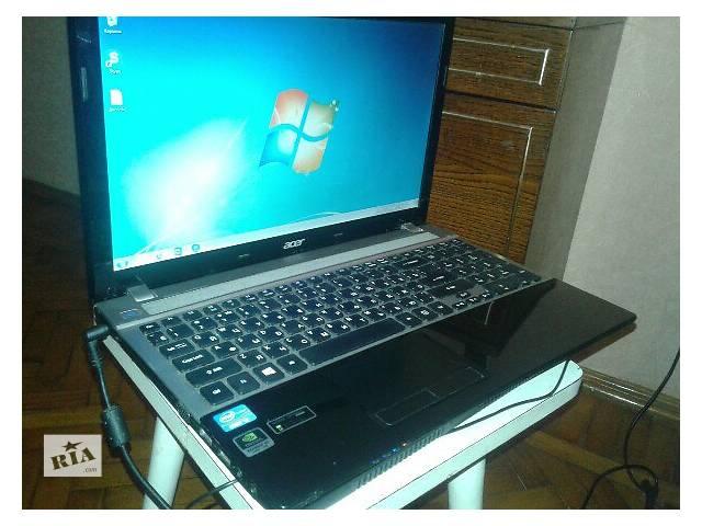 Продам ноутбук acer V3-571G-33114G50MakkMFG- объявление о продаже  в Николаеве