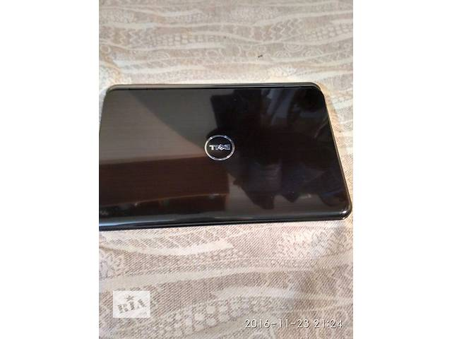 бу Продам ноутбук Dell inspiron M5010 в Харькове