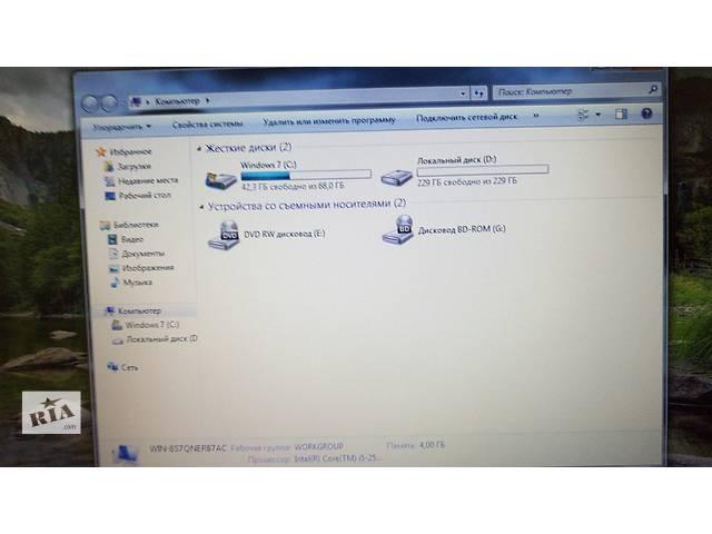 Продам Ноутбук  HP 8460p  Екран 13,3   Металевий корпус! Процесор і5 4-ядра по 2,50 Ггц. ОЗУ 4 Гб.- объявление о продаже  в Ровно