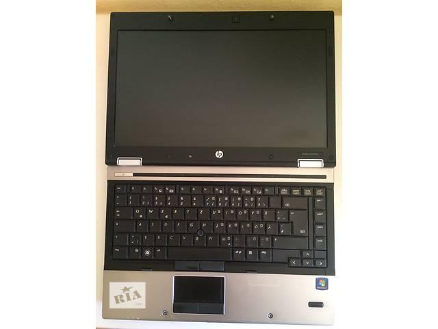 купить бу Продам ноутбук HP EliteBook 8440p из Германии в Киеве