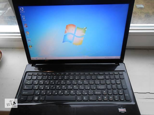 продам Продам ноутбук Lenovo G 585 в хорошем состоянии. бу в Каменском (Днепропетровской обл.) (Днепродзержинск)