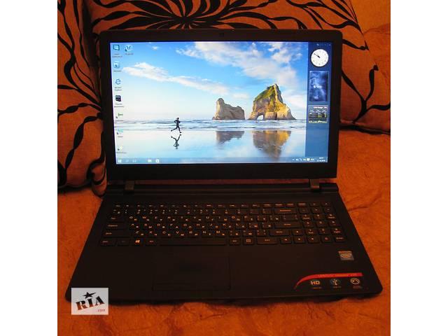 купить бу Продам ноутбук Lenovo IdeaPad 100-15IBY в Киеве
