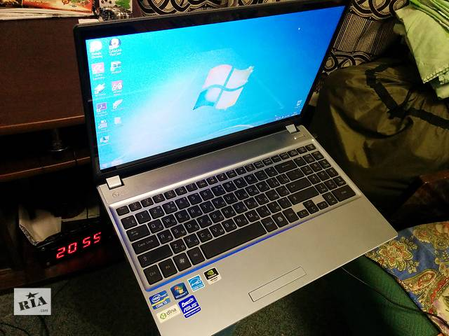 бу Продам ноутбук LG P530 металл. состояние отличное. в Харькове