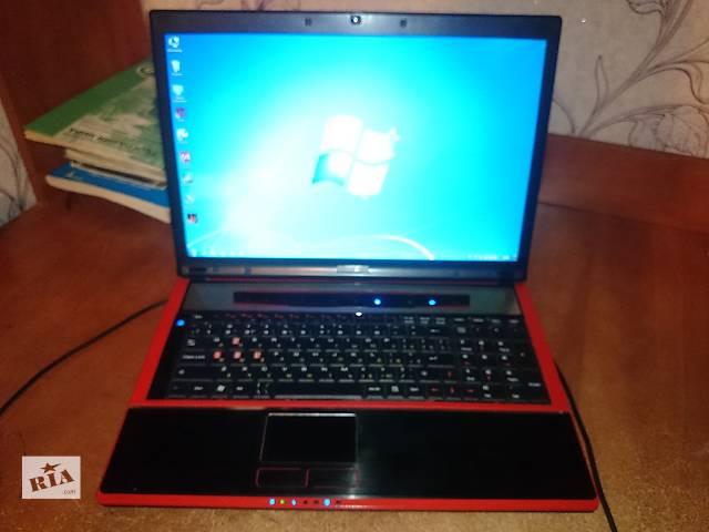 купить бу Продам ноутбук MSIgx740 в Лисичанске
