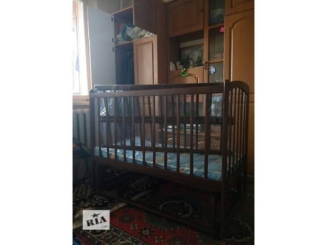 продам продам нове дитяче ліжечко бу в Черновцах