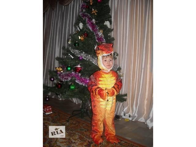 Продам новогодний костюм Дракончика- объявление о продаже  в Днепре (Днепропетровск)