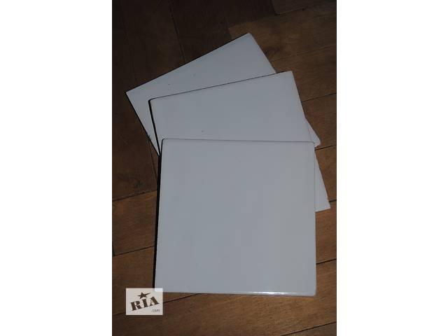 бу Продам новую керамическую плитку белого цвета в Луцке