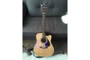 Новые Электро-акустические гитары Yamaha