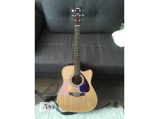 купить бу Продам новую гитару YAMAHA FX370C в Одессе