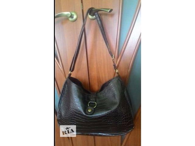 продам новую женскую сумку- объявление о продаже  в Селидово