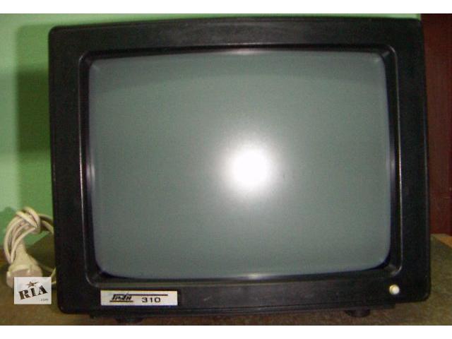 Продам новые черно-белые телевизоры Гран-310 диагональю 32см- объявление о продаже  в Виннице