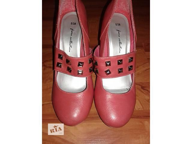 продам продам новые кожаные туфли бу в Бердичеве