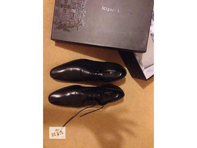 купить бу Продам новые,мужские,кожаные туфли Braska! в Днепре (Днепропетровск)