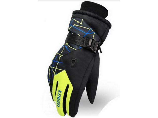 бу Мужские перчатки KINEED лыжные, горнолыжные, разные цвета в Харькове