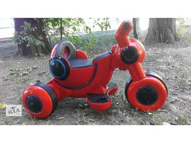 Продам Новинка Детский- электромотоцикл-электромобиль МОТО HL300 !- объявление о продаже  в Донецке