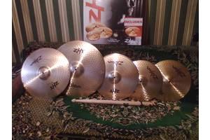 Новые Ударные тарелки Zildjian