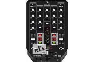 Новые DJ пульты Behringer