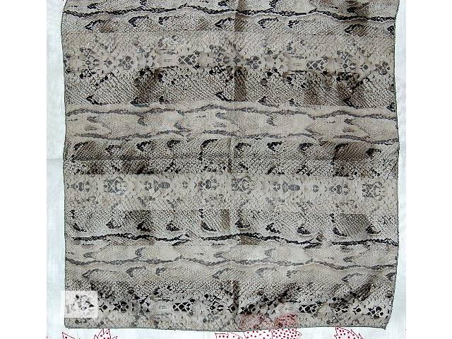 Продам новый платок из шелка со змеиным принтом- объявление о продаже  в Харькове