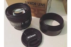 Новые Портретные объективы Nikon