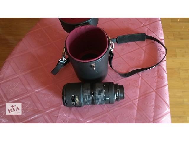 продам продам объектив NIKON ED AF Nikkor 80-200 f 2/8 бу в Харькове
