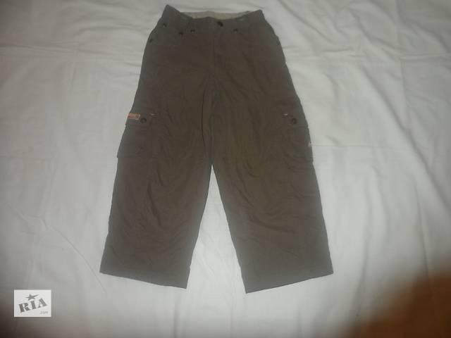 бу Продам очень класние штани на флисовой подкладке на рост 98-104 фирми tcm в Броварах