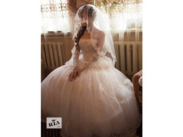 купить бу продам очень красивое свадебное платье в идеальном состоянии в Овидиополе