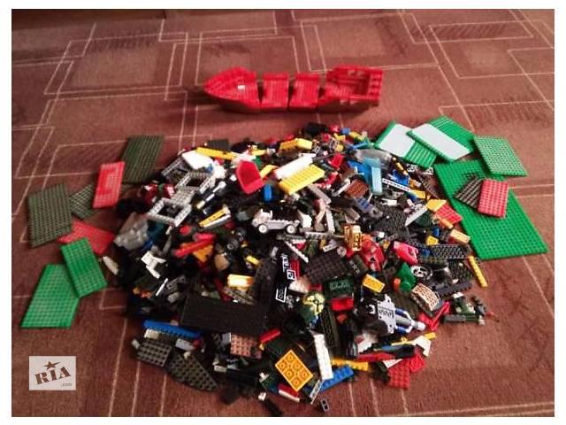 Продам очень много LEGO- объявление о продаже  в Харькове