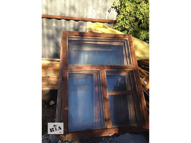 купить бу Продам окна в котельве в Полтаве