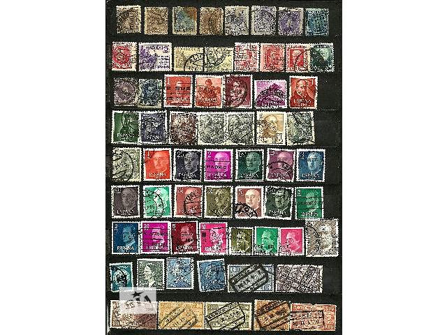 купить бу Продам оптом почтовые марки 1900-1960, в количестве 200 шт. в Киеве