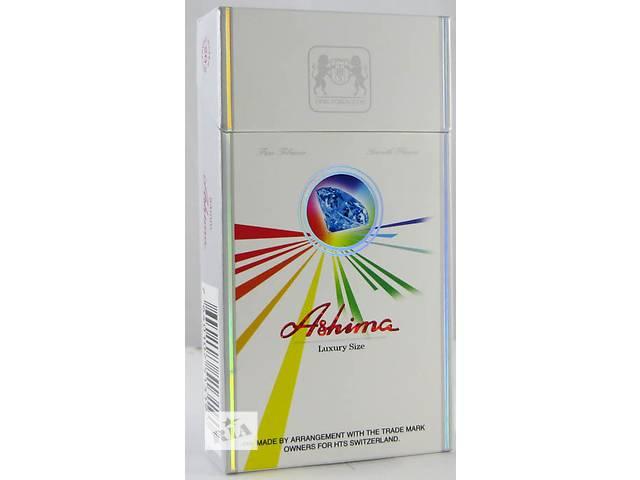 Продам оптом сигареты Ashima- объявление о продаже  в Луцке