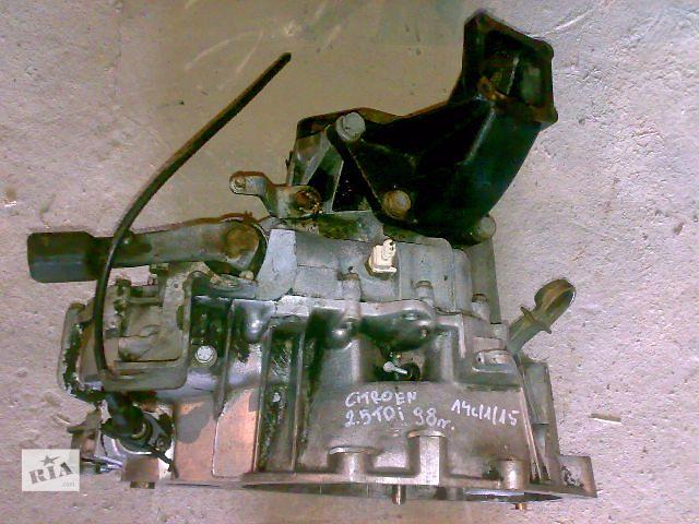 купить бу Продам оригинальную КПП на Citroen Jumper/Peugeot Boxer 2.5TD/2.5TDI в Луцке