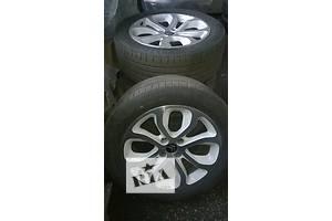 б/у диски с шинами Citroen