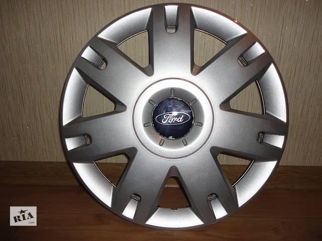 Продам Оригинальные колпаки Ford Fusion Форд Фьюжен R15/2007г Оригинал 2N11-1130-CB- объявление о продаже  в Киеве