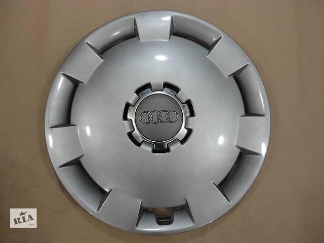 продам Продам Оригинальные колпаки на AUDI R16 Ауди А3 Оригинал 8P0 601 147A бу в Киеве