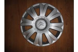Новые Колпаки на диск Citroen C3 Picasso
