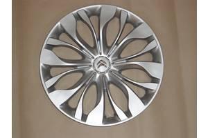 Новые Колпаки на диск Citroen C4