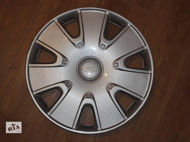 Продам Оригинальные колпаки на Ford Fiesta Форд Фиеста R14/2007г Оригинал 6S61-1130-BA- объявление о продаже  в Киеве