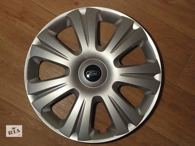 купить бу Продам Оригинальные колпаки на Ford (Форд) R16 Оригинал AM51-1000-AA в Киеве