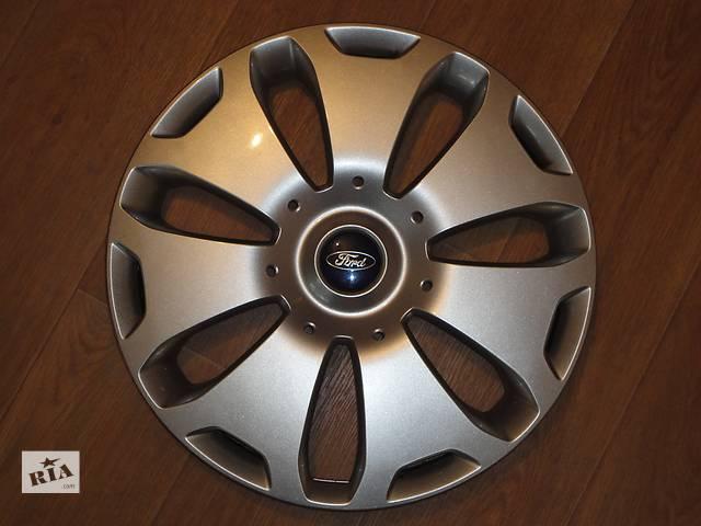 купить бу Продам Оригинальные колпаки на Ford Kuga Форд Куга R16 Оригинал 7S71-1130-BE в Киеве