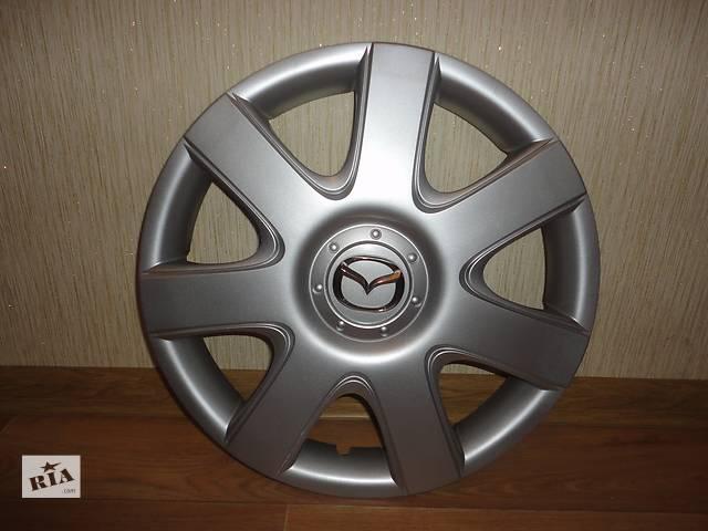 купить бу Продам Оригинальные колпаки на колеса Mazda 3 Мазда 3 R15 в Киеве
