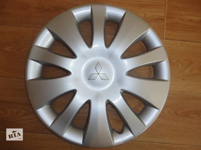 продам Продам Оригинальные колпаки на колеса Mitsubishi Lancer 9 Мицубиси Лансер 9 R15 Оригинал 2808 бу в Киеве