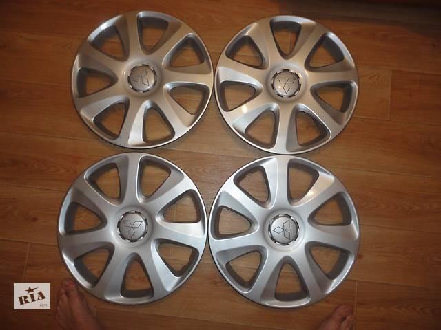 продам Продам Оригинальные колпаки на колеса Mitsubishi Outlander Мицубиси Аутлендер R16 Оригинал А364А бу в Киеве