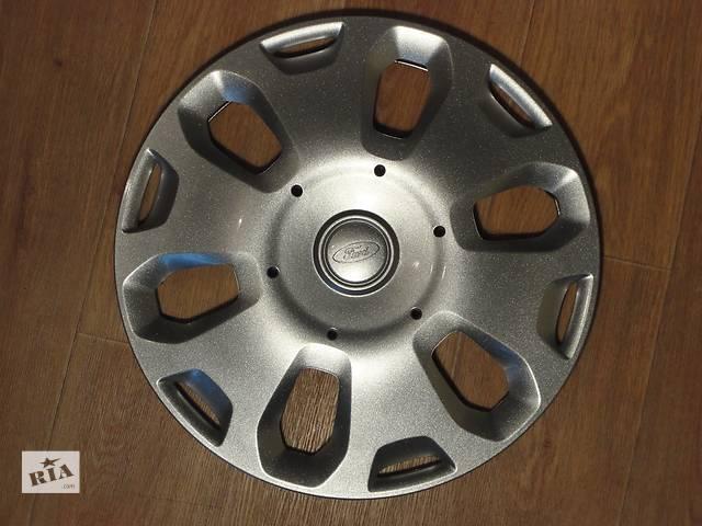 бу Продам Оригинальные колпаки на колеса на Ford Transit Форд Транзит R15 Оригинал 9T16 1130 AC в Киеве