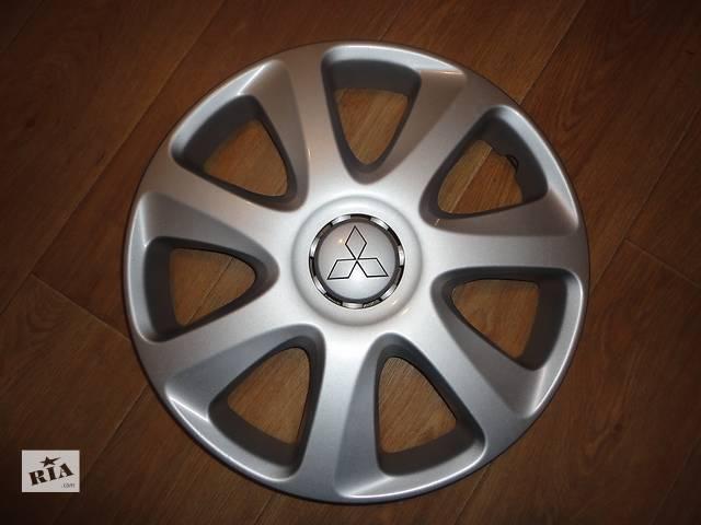 бу Продам Оригинальные колпаки на колеса Оригинальные колпаки на Mitsubishi Lancer X Лансер 10 R16 Оригинал A364A в Киеве