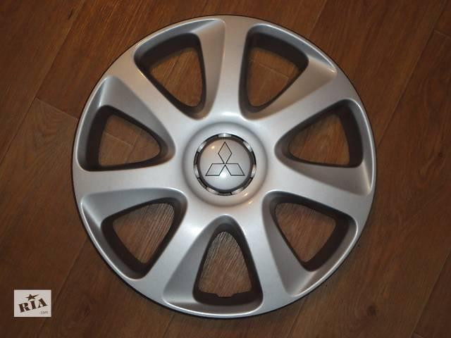 продам Продам Оригинальные колпаки на колеса Оригинальные колпаки на Mitsubishi Lancer X Лансер 10 R16 Оригинал A364A бу в Киеве
