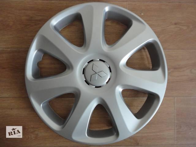 Продам Оригинальные колпаки на колеса Оригинальные колпаки на Mitsubishi Lancer X Лансер 10 R16 Оригинал A364A- объявление о продаже  в Киеве
